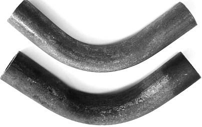 Отводы, уголки стальные под сварку