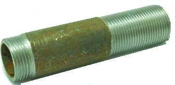 Сгон стальной для монтажа водопроводов